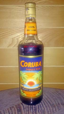ジャマイカ産のラム コルバ・ジャマイカ